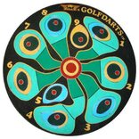 Bull's Golf Darts Dartboard