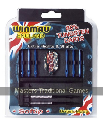 Winmau 80% Tungsten Darts Gift Pack