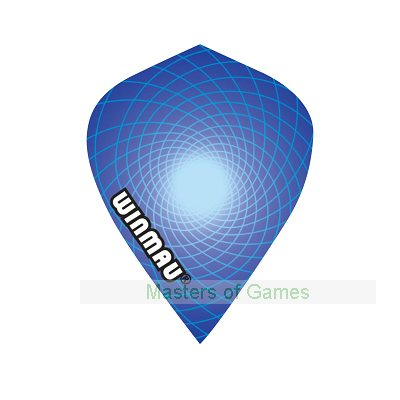 Winmau Kite-style Dart Flights (pack of 6 flights)