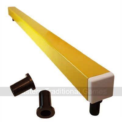 Darts Master Raised Oche Pro Bar - Yellow