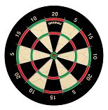 Ipswich Wide Fives Darts Board