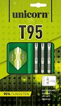 Unicorn T95 95% Tungsten Steel-Tip Darts - 23g