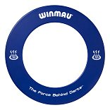 Winmau one-piece Dartboard surround (Blue)
