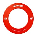 Winmau one-piece Dartboard surround (Red)