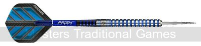 Winmau Sub-Zero 80% tungsten steel-tip darts - 22 grams