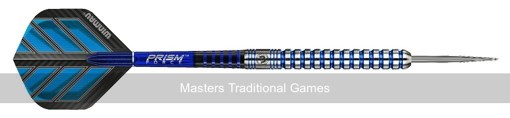 Winmau Sub-Zero 80/% Tungsten Steel Tip Darts