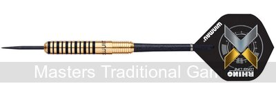 Winmau Xtreme 2 steel-tip Brass darts - 24 grams