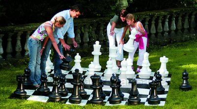 Rolly Giant chess set (without board)