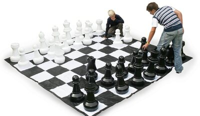 Garden Games Giant Chess Set (without board)