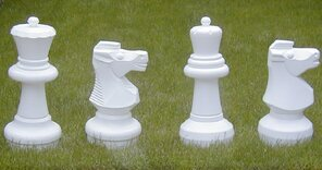 Spare Garden Games Giant Chess Pieces