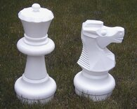 Spare Rolly Giant Chess Pieces