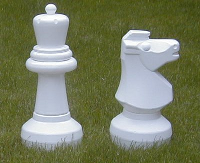 ... Garden Games Giant Chess Set (without Board)