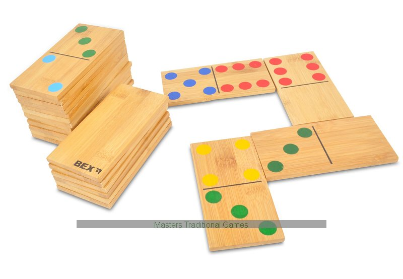 instructions on how to play dominoes