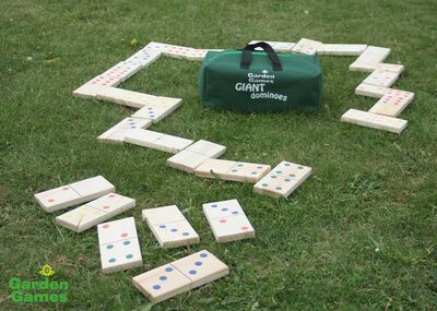 Giant Dominoes (in a Bag)