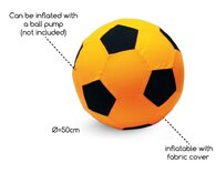 Giant Inflatable Football (50cm)