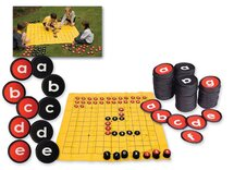Large Spelling Mat Game