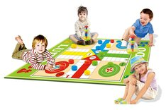 Large Ludo Floor Game