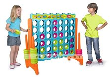Giant Connect 4 Games