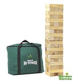 Mega Hi Tower (pine, small footprint, with bag)