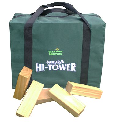 Mega Hi Tower with canvas storage bag