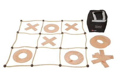 Uber Giant Noughts and Crosses with Carry Bag