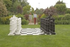 Ultimate Premium Giant Chess set (120cm King, without board)