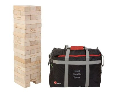 Uber Giant Tumble Tower (pine, bag)
