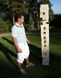Uber 130cm Mega Tumble Tower