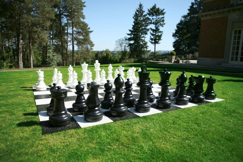 Premium Giant Chess Set