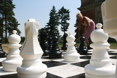 Uber Giant Chess set (without board)