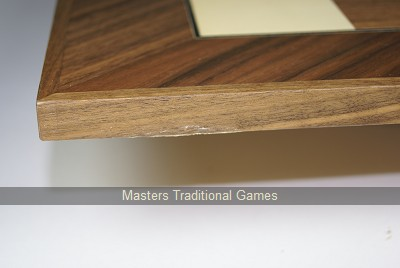 Chavet Walnut & Sycamore Chequerboard - 60mm squares