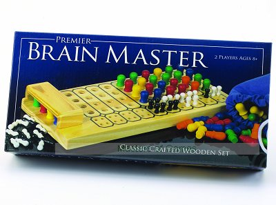 Brain Master - Wooden version