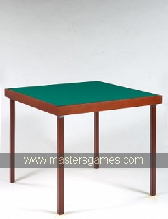 French Card Table with Felt Top