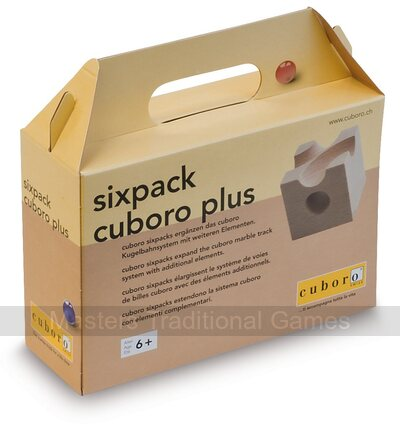 Cuboro Sixpack Plus Supplementary Set