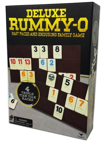 Deluxe Rummy-O