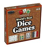 Front Porch Classics World's Best Dice Games set