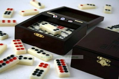 Pai Gow Set - Chinese Dominoes