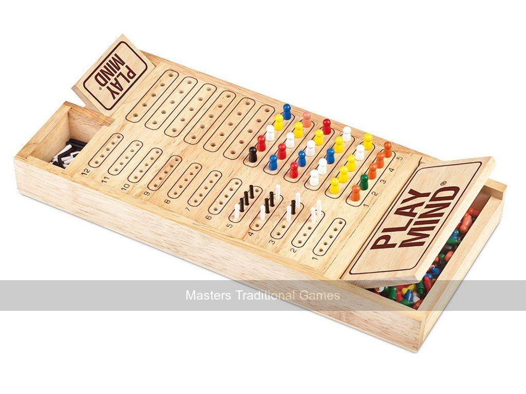 Code-Breaking Games - Play Mind, Brain Master, Mastermind