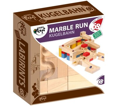 Varis Marble Run XL - 68 Parts