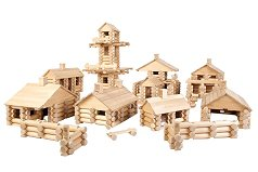 Varis Wooden Construction Set - 772 Parts