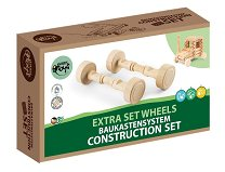 Varis Wooden Construction Kit - Wheels Extension Set