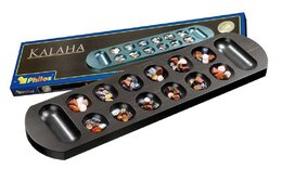 Philos Large Mancala / Kalaha - Black