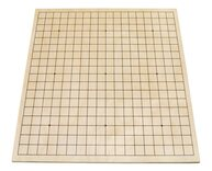 Go Masters - Starter Go Set - Wooden Board (19x19 & 13x13)