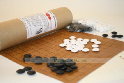 Play Go Today - 13 x 13 Introductory Go Set in Tube