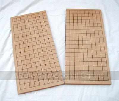 Go Board - Wooden with magnetic join
