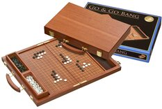 Go Set Wooden Case