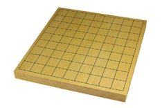 Shin Kaya Table Shogi Board - 2.9cm thick