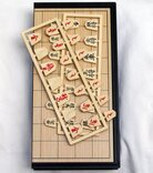 Magnetic travel Shogi (Japanese Chess) set - 25cm
