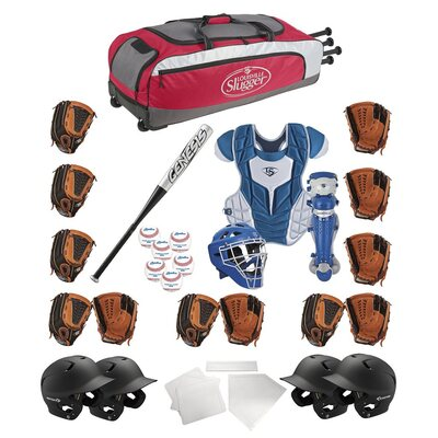 BSUK 'Hit The Pitch' Fastpitch / Baseball Pack
