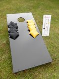 Cornhole - Half Euro Set - Solid Colour